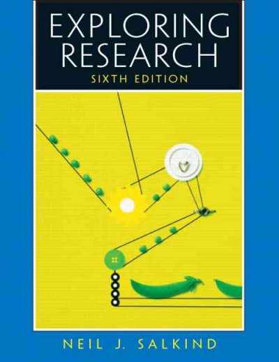 Exploring Research (6th Edition)