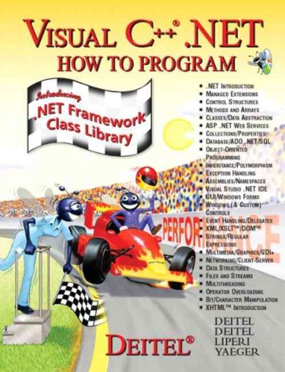 Visual C++ . Net: How to Program cover