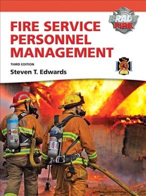 Fire Service Personnel Management with MyFireKit (3rd Edition) cover