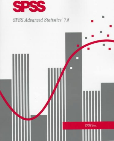 SPSS Advanced Statistics 7.5 cover