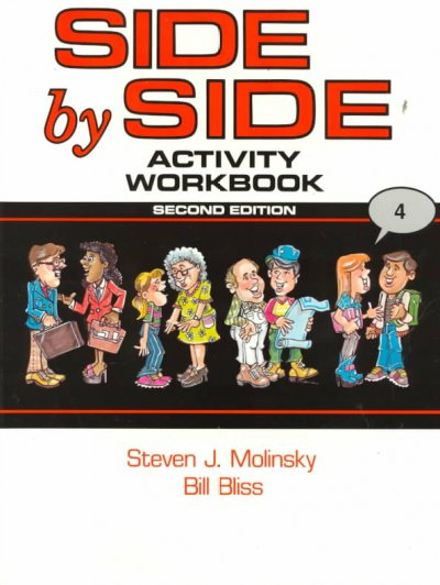 Side by Side: Level 4 Workbook cover
