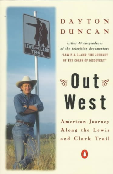 Out West: American Journey Along the Lewis and Clark Trail cover