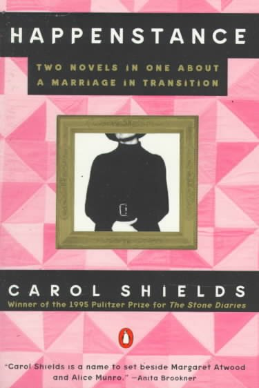 Happenstance: Two Novels in One About a Marriage in Transition cover