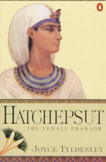 Hatchepsut: The Female Pharaoh cover