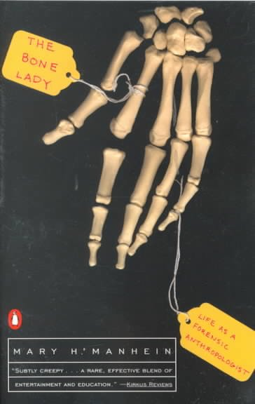 The Bone Lady: Life as a Forensic Anthropologist cover