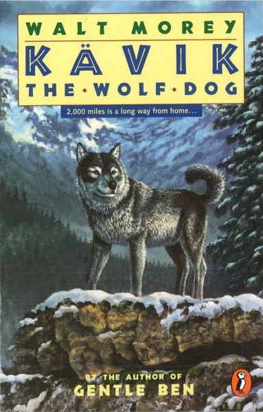 Kavik the Wolf Dog cover