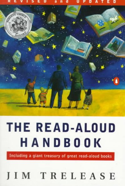 The Read-Aloud Handbook: Third Revised Edition cover