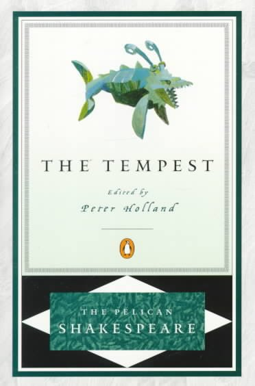 The Tempest (The Pelican Shakespeare) cover