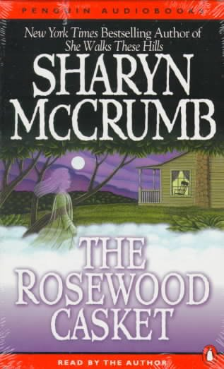 The Rosewood Casket cover