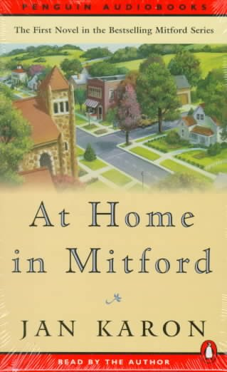 At Home in Mitford (The Mitford Years, Book 1) cover