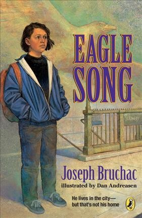 Eagle Song (Puffin Chapters) cover