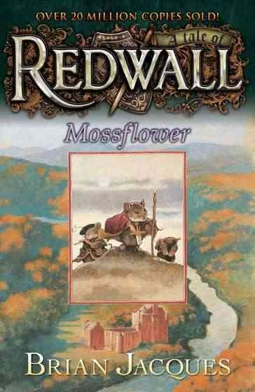 Mossflower (Redwall, Book 2) cover