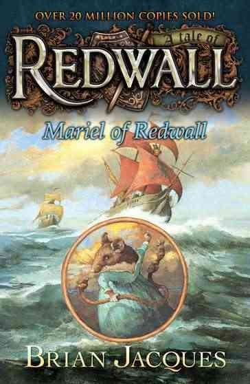 Mariel of Redwall (Redwall, Book 4) cover