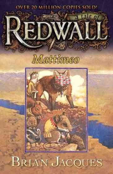 Mattimeo (Redwall, Book 3) cover