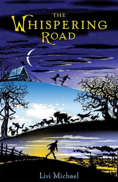 The Whispering Road cover
