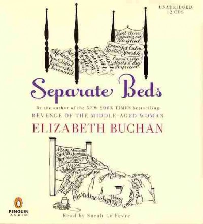 Separate Beds: A Novel cover