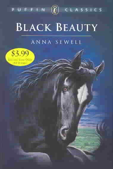 Black Beauty Promo (Puffin Classics) cover