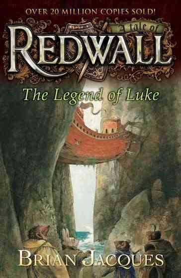 The Legend of Luke: A Tale from Redwall cover