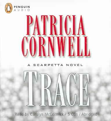 Trace (A Scarpetta Novel) cover