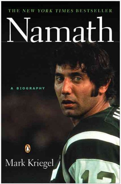 Namath: a Biography cover