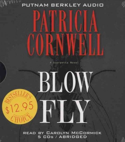 Blow Fly (A Scarpetta Novel) cover