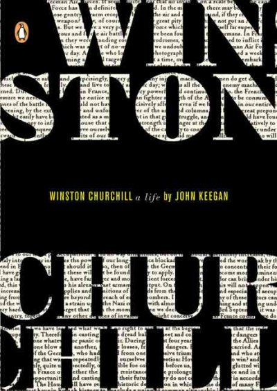 Winston Churchill: A Life (Penguin Lives) cover