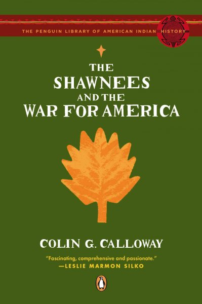 The Shawnees and the War for America cover