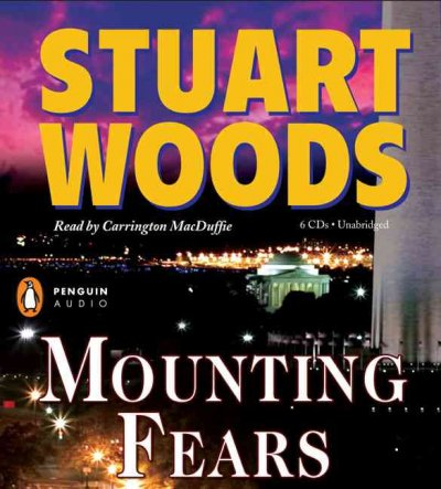 Mounting Fears (Will Lee Novel) cover