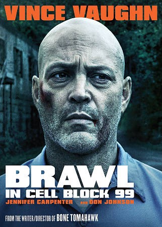 Brawl In Cell Block 99 cover