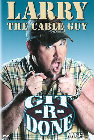 Larry The Cable Guy - Git-R-Done cover