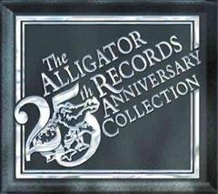 The Alligator Records 25th Anniversary Collection cover