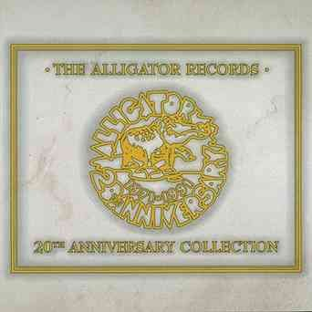 Alligator Records 20th Anniversary Collection cover
