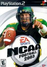 NCAA Football 2003 cover