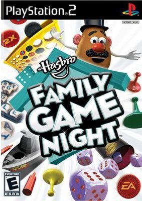 Hasbro Family Game Night - PlayStation 2
