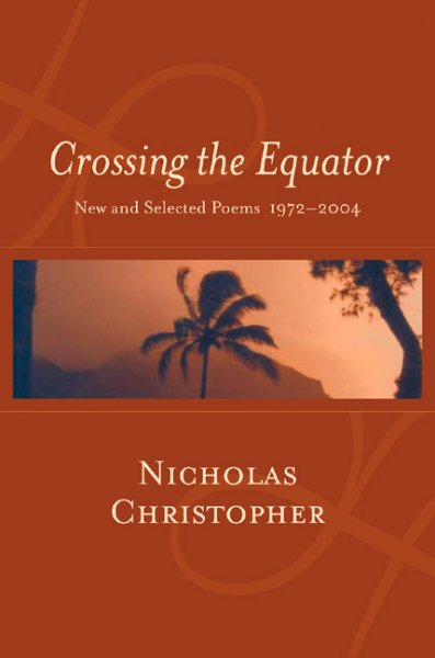 Crossing the Equator: New and Selected Poems 1972-2004 cover