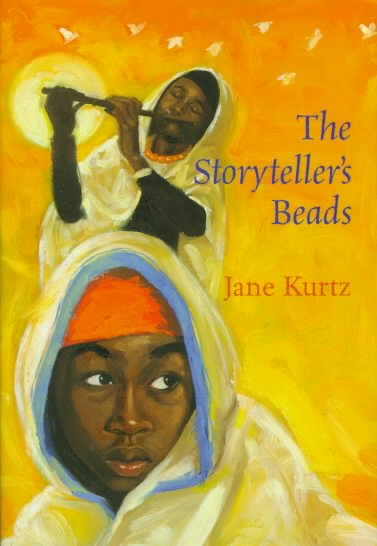 The Storyteller's Beads cover