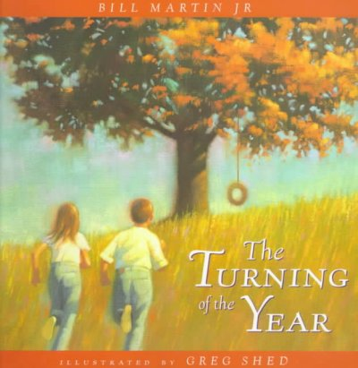 The Turning of the Year cover