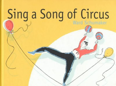 Sing a Song of Circus cover