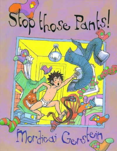 Stop Those Pants! cover