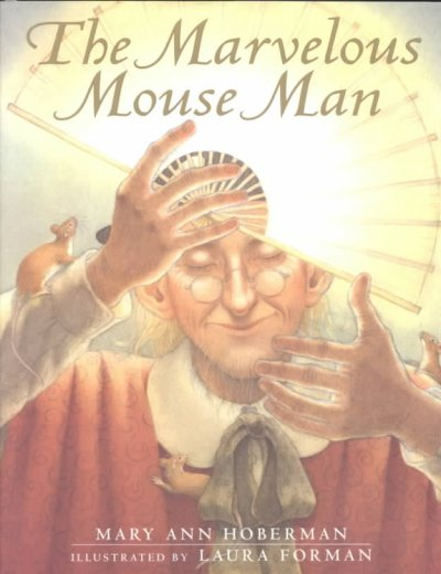 The Marvelous Mouse Man cover