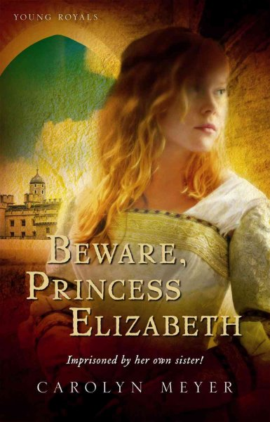 Beware, Princess Elizabeth cover
