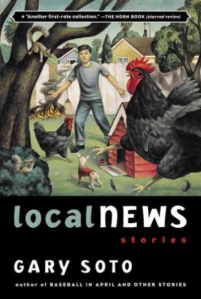 Local News: Stories cover