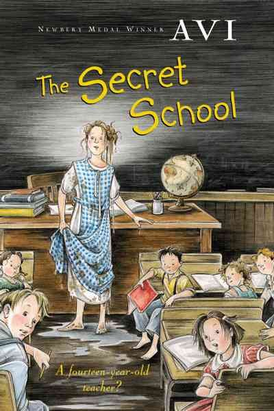 The Secret School cover