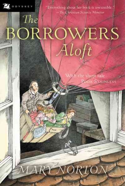 The Borrowers Aloft cover