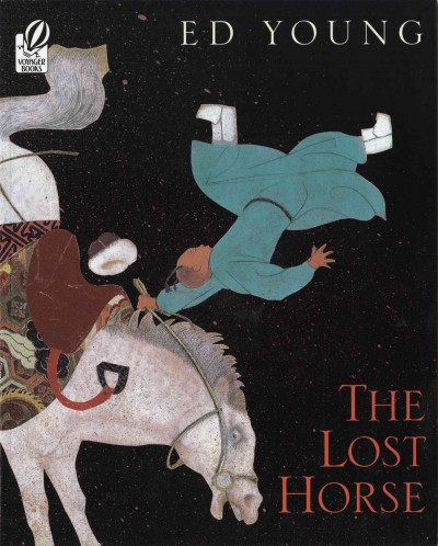 The Lost Horse: A Chinese Folktale cover