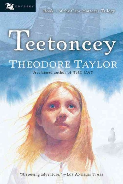 Teetoncey (Cape Hatteras Trilogy, No.1) cover