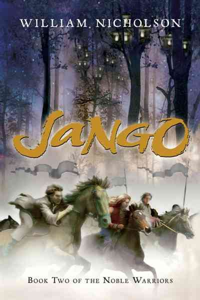 Jango: Book Two of the Noble Warriors cover