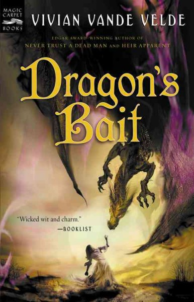 Dragon's Bait cover