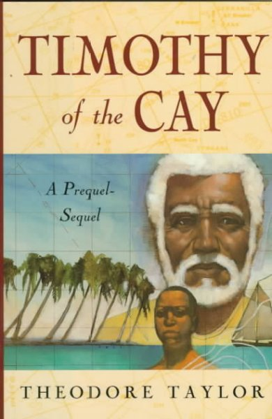 Timothy of the Cay cover