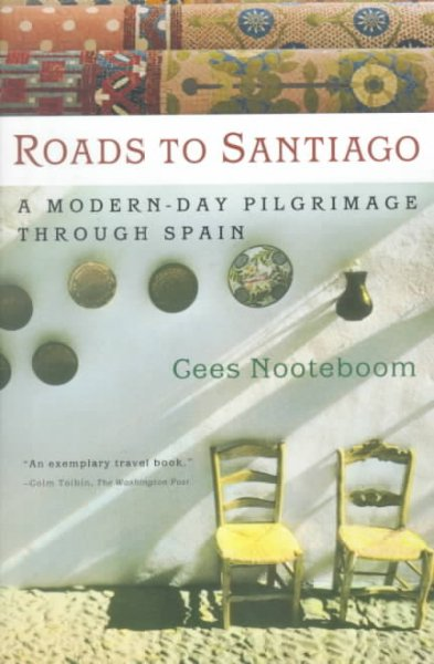 Roads to Santiago cover